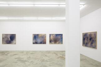 Adrian Sauer – Form und Farbe, installation view