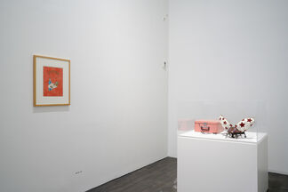 From the Collection   Panamarenko (works on paper), installation view