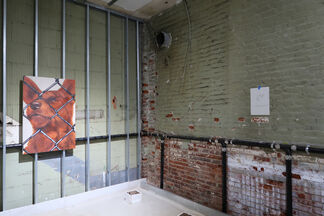 Homestead, installation view