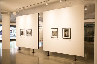 Magnum Contact Sheets, installation view