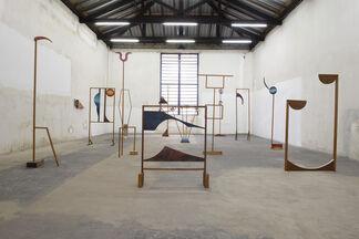 Galeria Jaqueline Martins at Latitude Art Fair, installation view