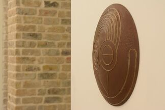 """Shay Id Alony: """"Shield of Achilles"""", installation view"""
