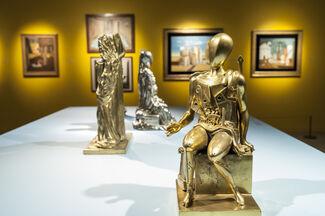 Giorgio de Chirico: The Enigma of the World, installation view