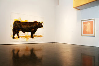 """""""G'ddy Up"""" - Group Show, installation view"""