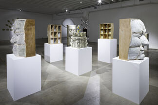 Bookface, installation view