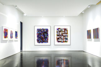 """Bradley Harms - """"Countdown to Infinity"""", installation view"""
