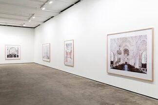 Candida Höfer: From Düsseldorf, installation view