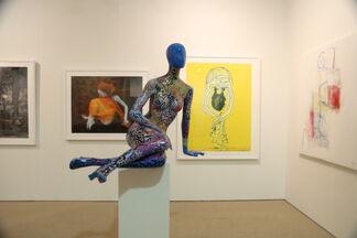 Lawrence Fine Art at Art Hamptons, installation view