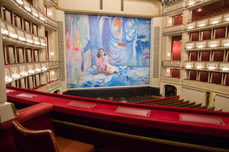 Safety Curtain 2015/2016 by Dominique Gonzalez-Foerster, installation view