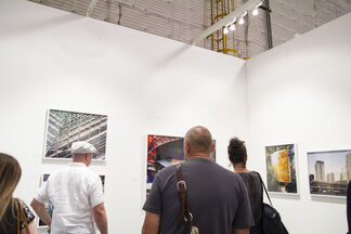 Pictura Gallery at Paris Photo Los Angeles 2015, installation view