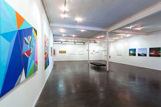 Contemporary Expressions & Recent Sculptures by Jorge Blanco, installation view