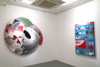 """""""Open/Close City"""" Part.2 """"Room of Joban"""", installation view"""
