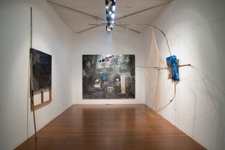 Brook Andrew, Space & Time, installation view