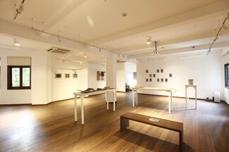 The Shadow Trapper's Almanac, installation view