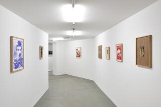 Jonah Freeman & Justin Lowe - Minutes to go, installation view