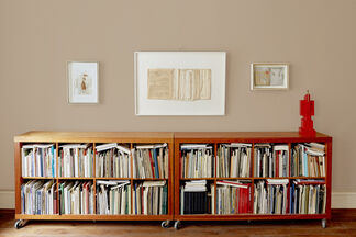 Heini Linkshänder- A Retrospective, installation view