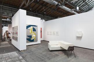 Galerie Thomas Schulte at art berlin 2017, installation view