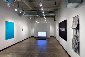 Harlan Levey Projects at Dallas Art Fair 2017, installation view