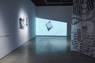 JET LAGGED, installation view