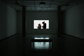 Kerry Tribe: Critical Mass, installation view