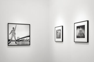 East Meets West, installation view