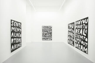 Stefan Marx 'Bellevue', installation view