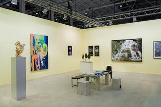 Bank/Mabsociety at West Bund Art & Design 2015, installation view