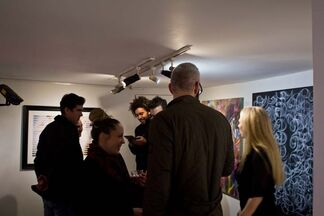 MIX Winter Group Show, installation view