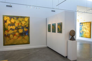 Dale Dunning, Sculpture, installation view