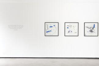Peter Matthews: Surroundings, installation view