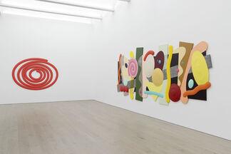 "JOSH SPERLING, ""BIG TIME"", installation view"