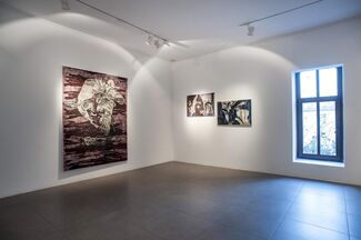 """""""Game Center"""" by Olcay Kus, installation view"""