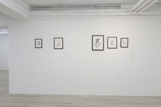 Christoph the Observer, installation view