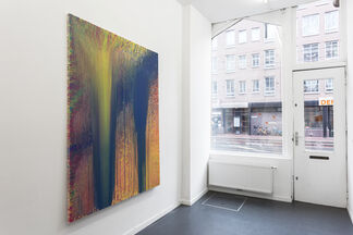 Residue, a solo exhibition by Rutger de Vries, installation view