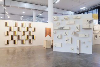 Blau Projects at SP-Arte 2015, installation view