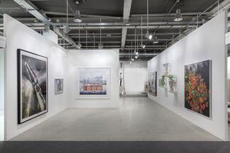 Galerie Rüdiger Schöttle at Art Basel 2017, installation view