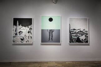 Nothing Exists, installation view