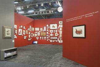 Ronald Feldman Fine Arts at The Armory Show 2015, installation view