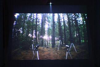 AUTOMÁTICO - Nicolas Rupcich, installation view