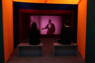 Performa 15, installation view