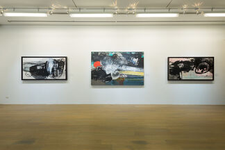 Beyond the World of Ink and Color – Kuo Bor-Jou Art Exhibition, installation view