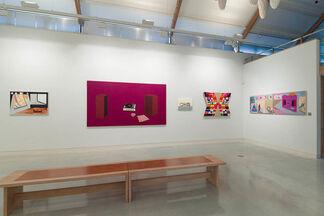 Stephen Farthing's Museums of the World, installation view