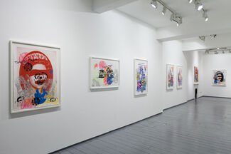 JAMIE REID / Out of the Dross, installation view