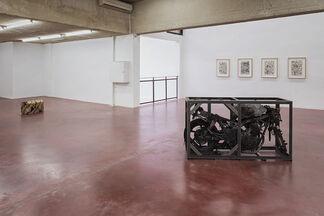 11 Hours forward by Ariel Schlesinger, installation view