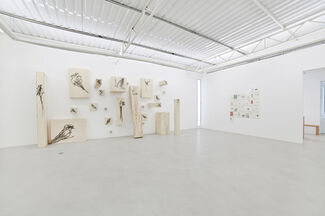 The Summer is On, installation view
