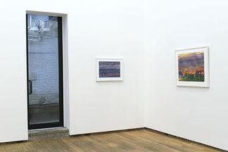 Graham Nickson, Spectrum, installation view