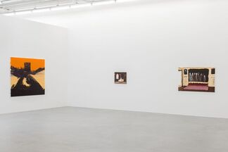 What we do in the shadows, installation view