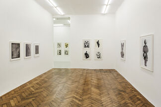 Tina Lechner, installation view