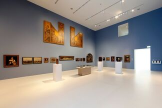 Holbein. Cranach. Grünewald: Masterpieces from the Kunstmuseum Basel, installation view