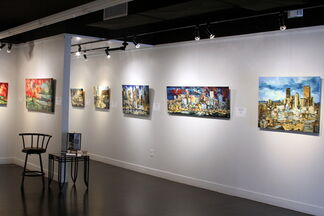 Focus and Color, installation view